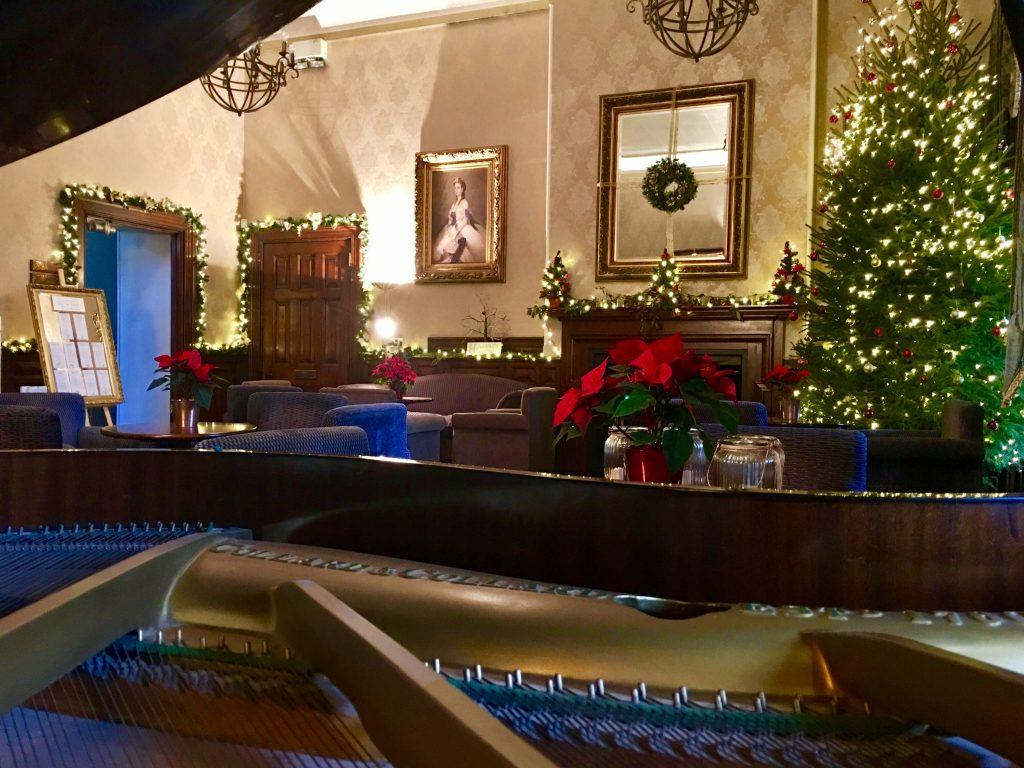 Christmas At Alfreton Hall
