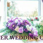 Winter Wedding Offer Slider
