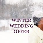 winter wedding offer slider