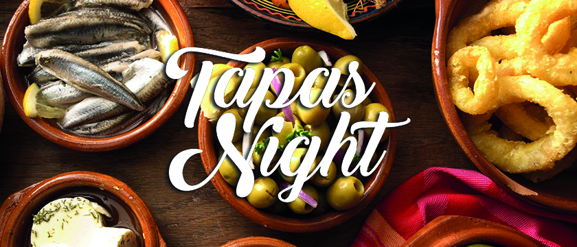 tapas night 840x360