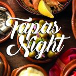 tapas website slider