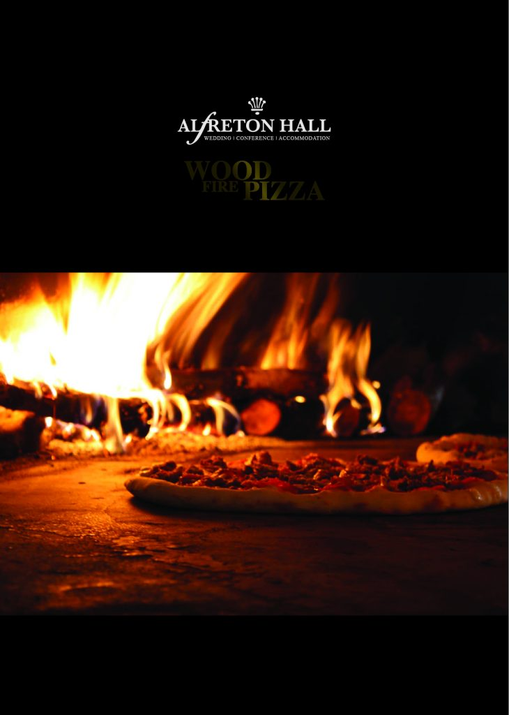 Alfreton Hall Wood Fire Pizza Poster-02