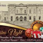 Casino Nights This Christmas